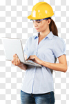 Сlipart engineering construction business business person businesswoman photo cut out BillionPhotos