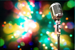 Сlipart microphone interview announcement mic conference   BillionPhotos