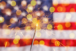 Сlipart Fourth of July Sparkler Pyrotechnics July Patriotism   BillionPhotos