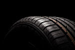 Сlipart Tire Old Wheel Damaged Black photo  BillionPhotos