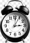 Сlipart Clock Alarm Clock Isolated Clock Face Time photo cut out BillionPhotos