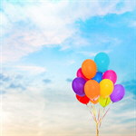 Сlipart Balloon Birthday Party Isolated Celebration   BillionPhotos