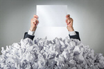 Сlipart document contract paper pile stress photo  BillionPhotos