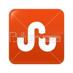 Сlipart stumbleupon stumble upon Social Media social button Sharing vector icon cut out BillionPhotos