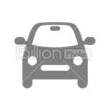 Сlipart car travel auto traffic vehicle vector icon cut out BillionPhotos