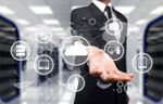 Сlipart Concept of business data information server system   BillionPhotos
