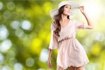 Сlipart woman fashion model hat young   BillionPhotos