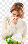 Сlipart Illness Cold And Flu Flu Virus Cold People photo cut out BillionPhotos