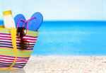 Сlipart Vacations Summer Beach Bag Sunglasses Isolated   BillionPhotos