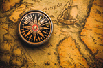 Сlipart Map Compass Old Cartography Travel photo  BillionPhotos