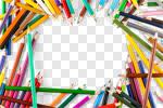 Сlipart pencil school paper background pen photo cut out BillionPhotos
