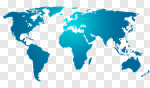 Сlipart World Map Earth Map Vector Planet vector cut out BillionPhotos