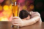 Сlipart Women Drunk Alcoholism Drinking Problems   BillionPhotos