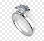 Сlipart Ring Jewelry Diamond Ring Diamond Engagement Ring 3d cut out BillionPhotos