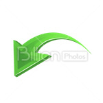 Сlipart Arrow Sign Symbol Curve Direction Computer Icon vector icon cut out BillionPhotos
