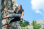 Сlipart Rock Climbing Mountain Climbing Rappelling Adventure Rock photo  BillionPhotos