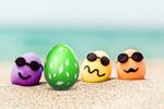 Сlipart easter travel egg beach tourism   BillionPhotos