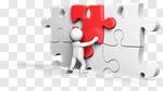 Сlipart Puzzle Service Three-dimensional Shape Design Action 3d cut out BillionPhotos