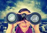 Сlipart Binoculars The Future Business Searching Finance   BillionPhotos