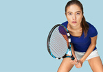 Сlipart Tennis Women Sport Female Playing   BillionPhotos