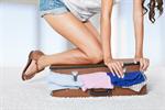 Сlipart Suitcase Luggage Packing Travel Women   BillionPhotos