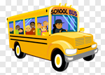 Сlipart School Bus Education Bus Child Vector vector cut out BillionPhotos