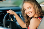 Сlipart Car Driving Women Business Happiness photo  BillionPhotos