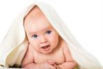 Сlipart smiling newborn boy cute curious photo  BillionPhotos