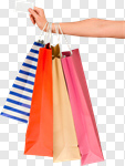 Сlipart Credit Card Shopping Bag Shopping Women Consumerism photo cut out BillionPhotos