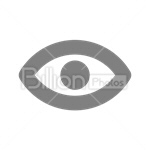 Сlipart Human Eye Eye Vision Sight Pupil vector icon cut out BillionPhotos