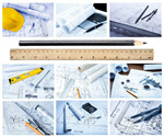 Сlipart Construction Blueprint Work Tool Plan Hardhat   BillionPhotos