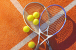 Сlipart Tennis Tennis Ball Backgrounds Sport Court   BillionPhotos