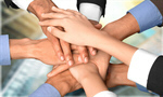 Сlipart Human Hand Teamwork Business Cooperation People   BillionPhotos