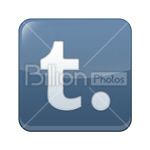 Сlipart tumblr tumblr.com Social Media social button Sharing vector icon cut out BillionPhotos