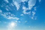 Сlipart Sky Cloud Sun Cloudscape Blue photo  BillionPhotos