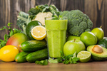 Сlipart green kale organic drink lime photo  BillionPhotos