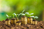 Сlipart growth green business money investment photo  BillionPhotos