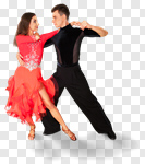 Сlipart Salsa Dancing Dancing Dancer Shoe Couple photo cut out BillionPhotos