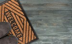 Сlipart Doormat Welcome Sign Greeting Floor Mat Front Door   BillionPhotos