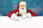 Сlipart santa claus christmas background noel   BillionPhotos