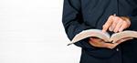 Сlipart Bible Priest Preacher Reading Minister   BillionPhotos