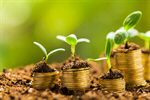 Сlipart growth business money green concept photo  BillionPhotos