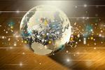 Сlipart Global Finance Globe Global Communications World Map Earth   BillionPhotos