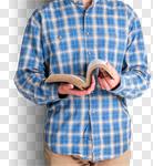 Сlipart Book Reading Bible Student Men photo cut out BillionPhotos