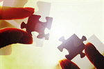 Сlipart Puzzle Business Partnership Teamwork Assistance photo  BillionPhotos