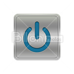 Сlipart Turn On Turn Off Turn On/Off On/Off On vector icon cut out BillionPhotos
