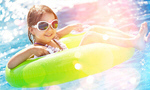 Сlipart Child Summer Swimming Pool Family Vacations   BillionPhotos