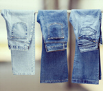 Сlipart Jeans Men Denim Hanging Clothing   BillionPhotos