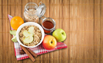 Сlipart Oatmeal Breakfast Healthy Eating Cholesterol Apple   BillionPhotos
