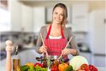 Сlipart cooking kitchen vegetarian green happiness   BillionPhotos